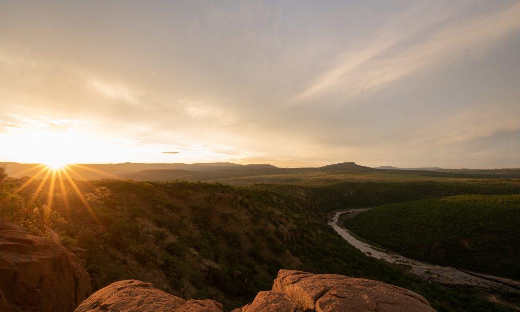 Fugitives' Drift Reserve Views
