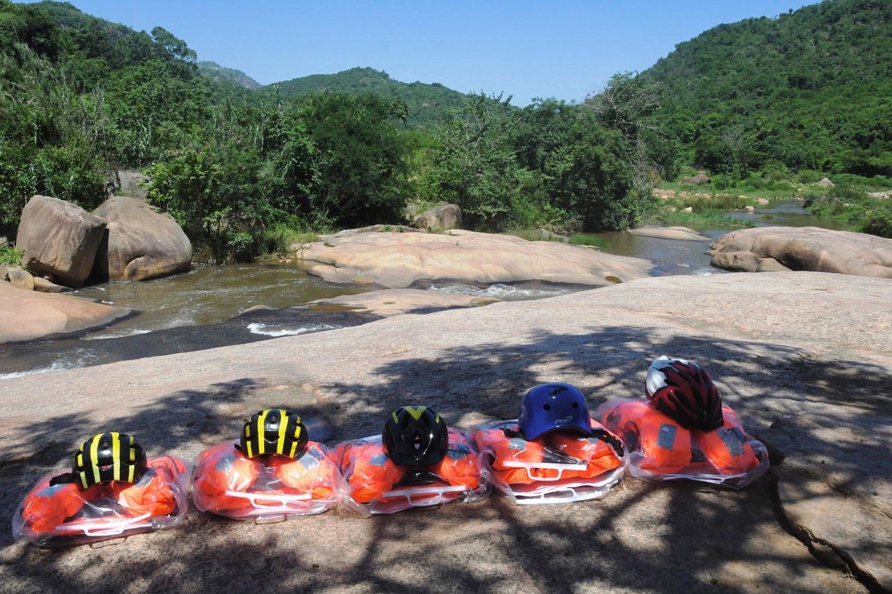 The Mqeku River beckons. Photo courtesy of Hilary McLernan
