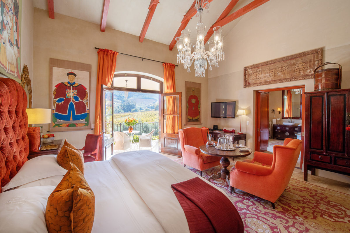 Tibetan Suite. Photo courtesy of The Royal Portfolio