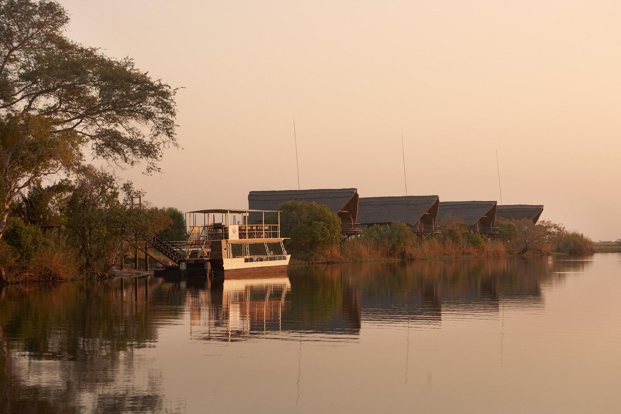 Chobe Water Villas- Inspiring Tranquility