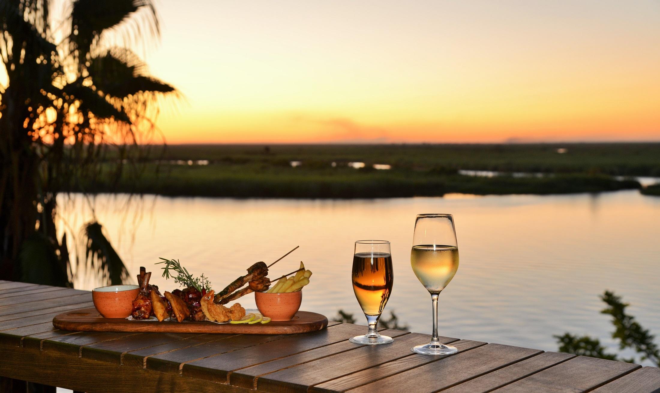 Luxury Meets Nature- Cresta Mowana Safari Resort & Spa