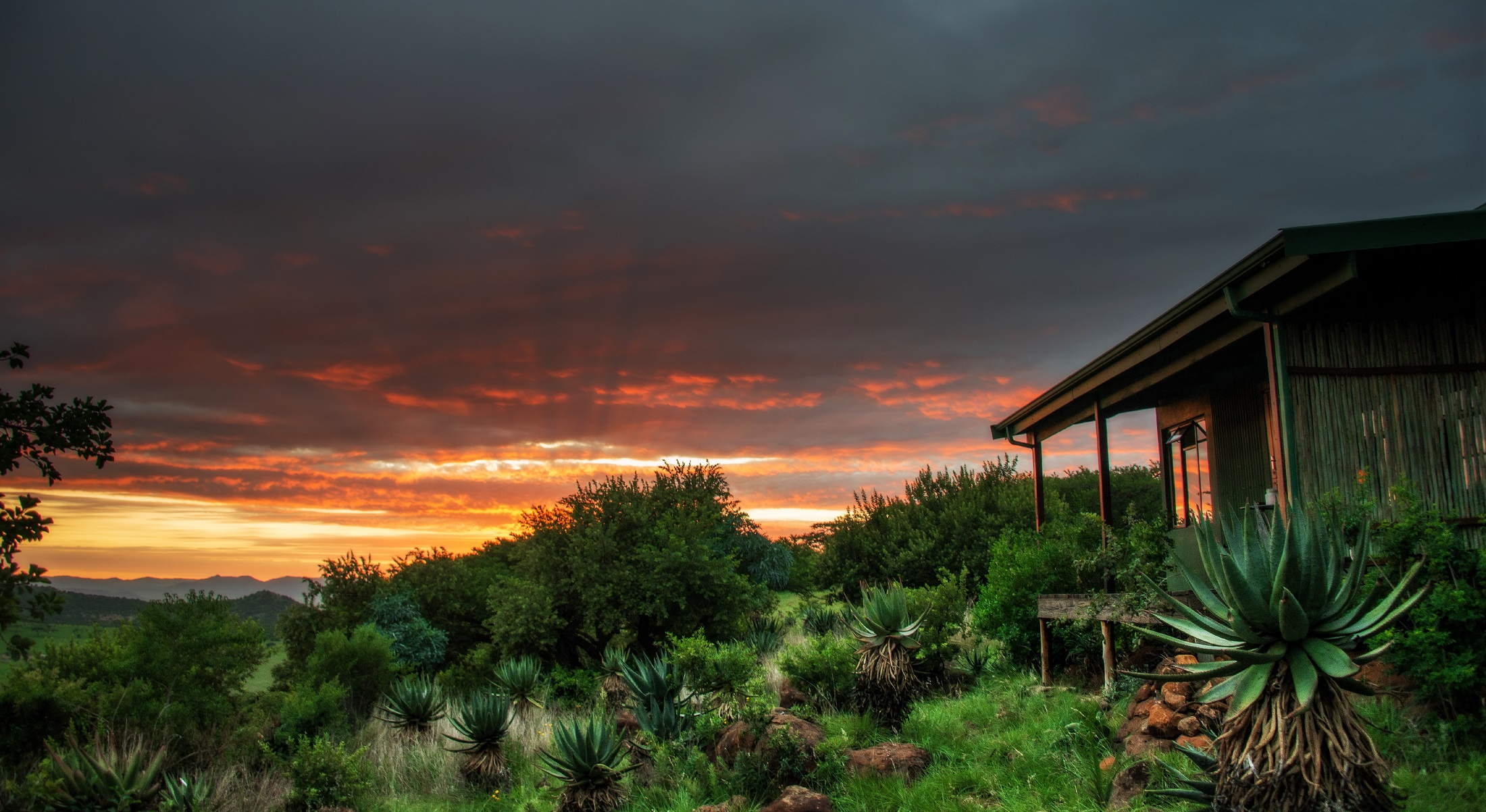Three Tree Hill Lodge- My Favourite History Lesson