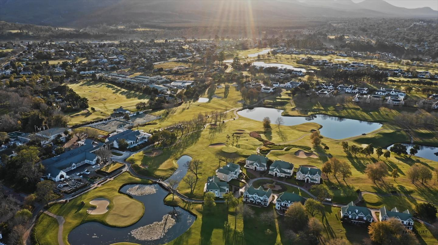 Fancourt: Jewel in South Africa's Golfing Crown